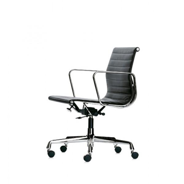aluminium chair ea 117 drehstuhl von vitra stoll online shop. Black Bedroom Furniture Sets. Home Design Ideas